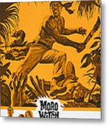 Moro Witch Doctor, Us Poster Art, 1964 Metal Print
