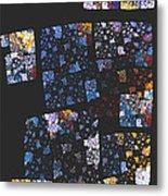 Mosaic 126-02-13 Marucii Metal Print