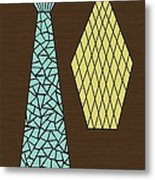 Mosaics 1 Metal Print