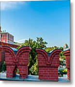 Moscow Kremlin Tour - 06 Of 70 Metal Print