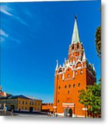 Moscow Kremlin Tour - 13 Of 70 Metal Print