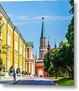 Moscow Kremlin Tour - 17 Of 70 Metal Print
