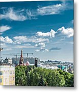 Moscow Kremlin Tour - 32 Of 70 Metal Print