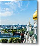 Moscow Kremlin Tour - 33 Of 70 Metal Print