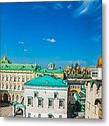 Moscow Kremlin Tour - 36 Of 70 Metal Print