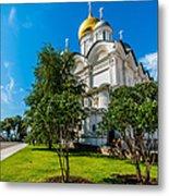 Moscow Kremlin Tour - 51 Of 70 Metal Print