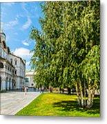 Moscow Kremlin Tour - 69 Of 70 Metal Print