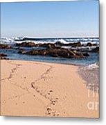 Moses Rock Beach 02 Metal Print