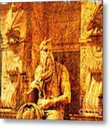 Moses Metal Print