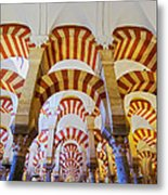 Mosque-cathedral In Cordoba Metal Print