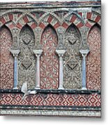 Mosque Cathedral Of Cordoba Also Called The Mezquita Metal Print