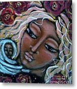 Mother Divine Metal Print