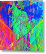 Mother Of Exiles 20130618 Long Metal Print by Wingsdomain Art and Photography