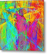 Mother Of Exiles 20130618p180 Metal Print by Wingsdomain Art and Photography