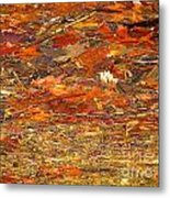 Mothers Abstract 07 Metal Print