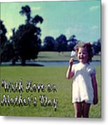 Mother's Day 1964 Metal Print