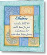 Mother's Day Spa Metal Print by Debbie DeWitt