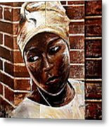 Mother's Indecision Metal Print