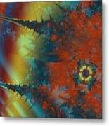 Motive Metal Print by Mike Turner