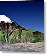 Mount Ararat Turkey Metal Print