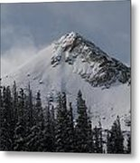 Mount Crested Butte 3 Metal Print
