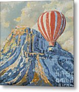 Mount Garfield  Metal Print