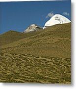 Mount Kailash Metal Print