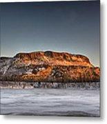 Mount Mckay Metal Print