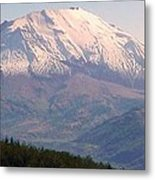 Mount Saint Helens Spirit Metal Print