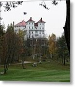 Mount Washington Hotel - Bretton Woods Metal Print