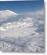 Mount Washington - White Mountains New Hampshire Metal Print