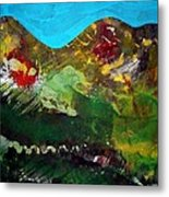 Mountain 130125-1 Metal Print
