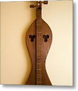 Mountain Dulcimer 2 Metal Print