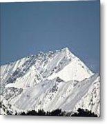 Mountain Of Peace - Himalayas Metal Print