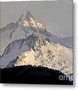 Mountain Peaks, Argentina Metal Print
