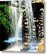 Mountain Waters Metal Print