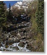 Mountains Co Maroon Creek 2 Metal Print
