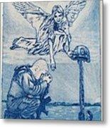 Mourning's Light II Metal Print