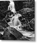 Mouse Creek Falls Metal Print