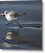 Move It Metal Print