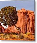 Move Out Of The Way Tree Metal Print