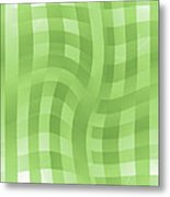 Moveonart Groovygreen Metal Print