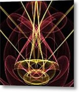 Moveonart Meditation1a Metal Print