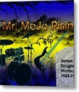 Mr Mojo Risin Metal Print