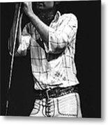Bad Company Live In 1977 Metal Print