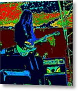 Mrdog # 71 Psychedelically Enhanced Metal Print