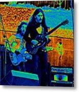 Mrdog #23 In Cosmicolors Metal Print