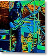 Mrdog #26 Enhanced In Cosmicolors 2 Metal Print