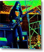 Mrdog #45 In Cosmicolors Metal Print
