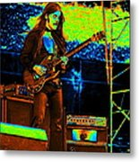 Mrdog #84 In Cosmicolors 2 Metal Print